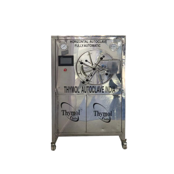 fully automatic autoclave manufactured by Thymol