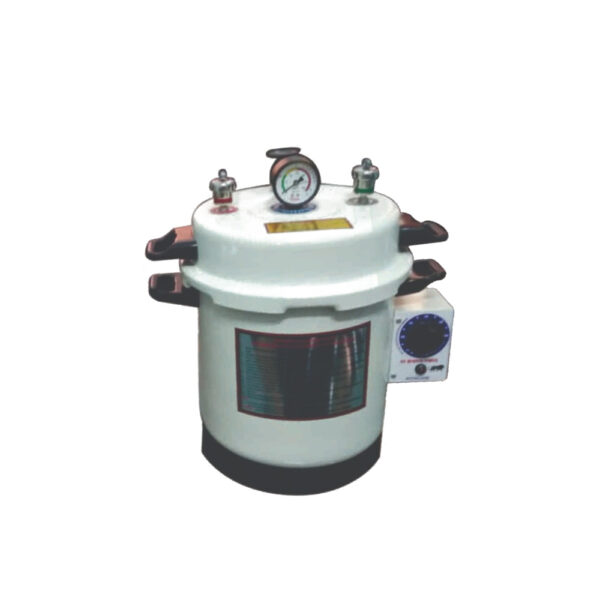 cooker type autoclave manufacturers india